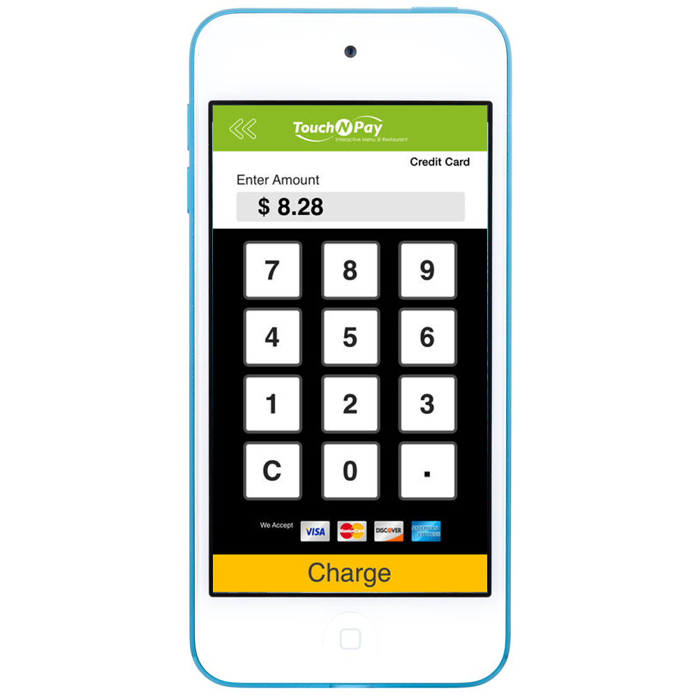 Touch N Pay (iOS App)